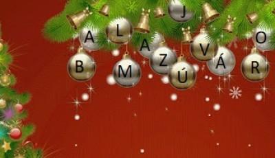 Áldott, Békés Karácsonyt – Sikerekben gazdag, boldog új évet!